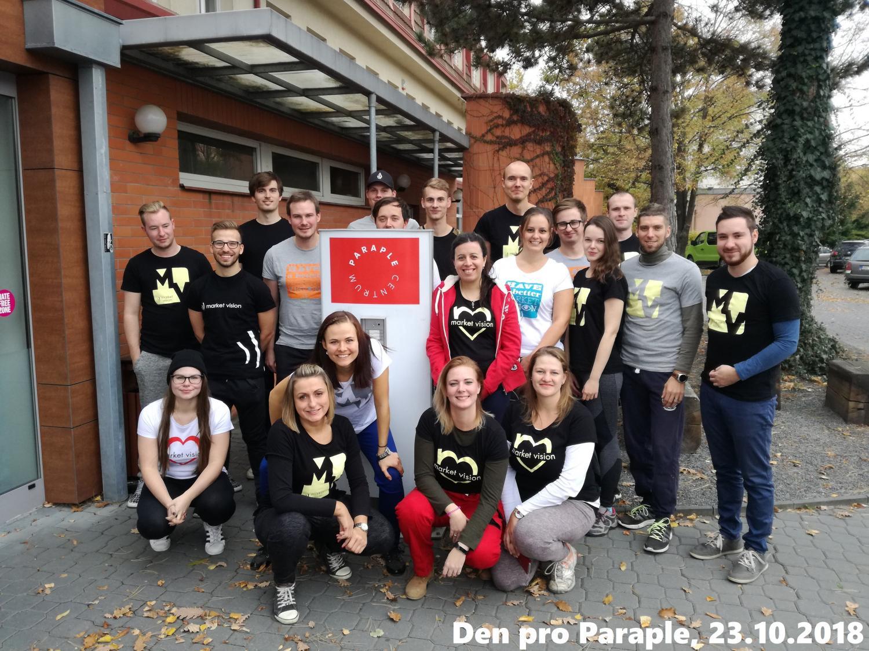 Den pro Centrum paraple