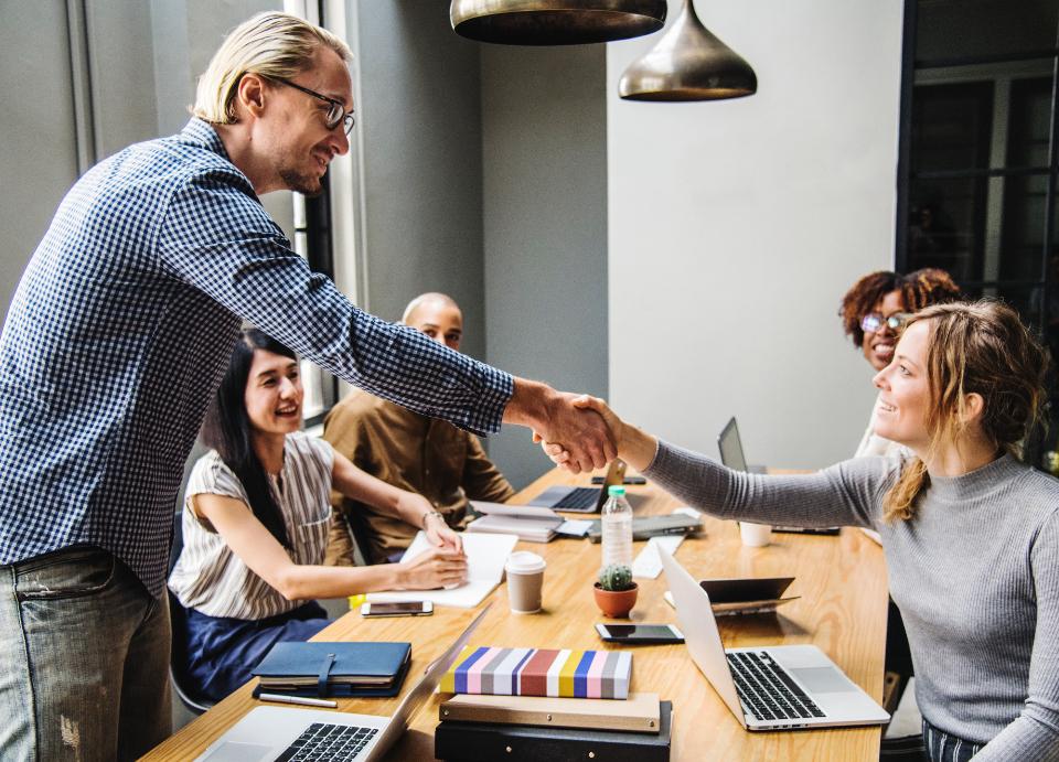 Vztah mezi zákazníkem a firmou připomíná partnerství...