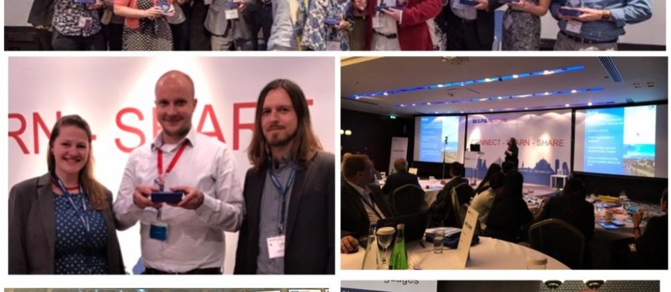 MSPA konference Bělehrad