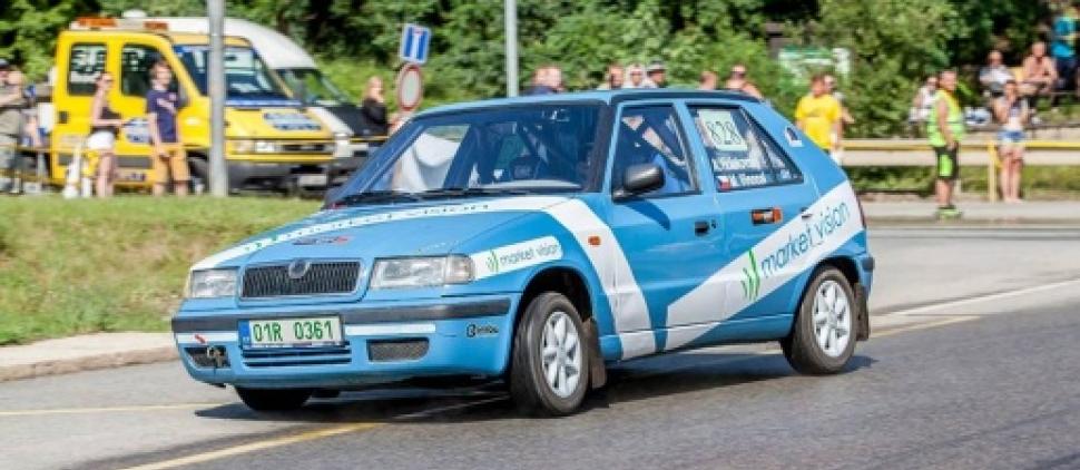 Market Vision Rally Team v akci!