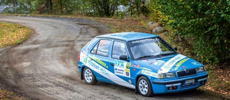 Market Vision Rally Team slaví úspěchy!
