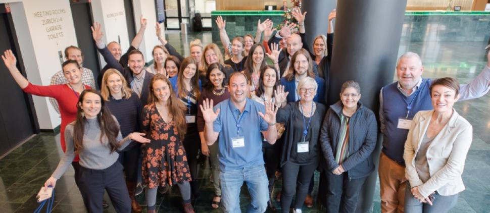 MSPA Europe/Africa Workshop Week Prague 2018