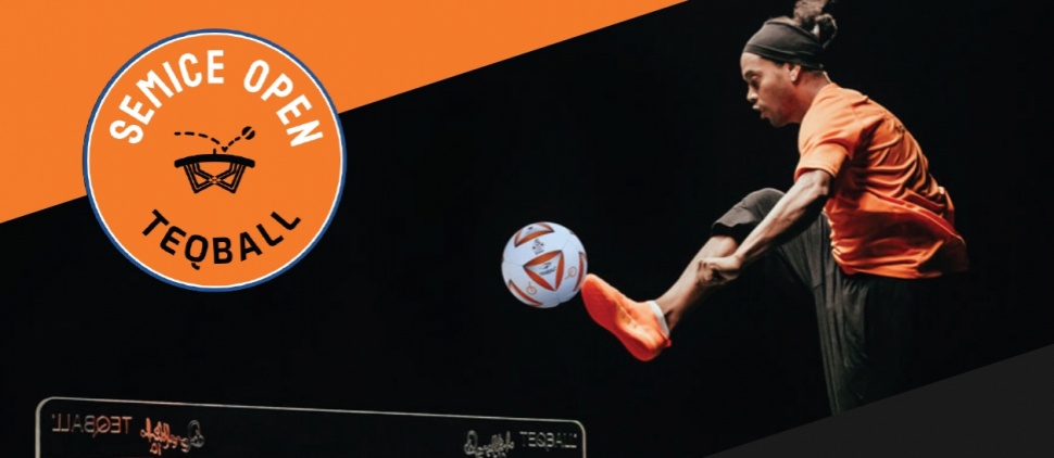 Market Vision se stává jedním z hlavních partnerů Semice Teqball Open
