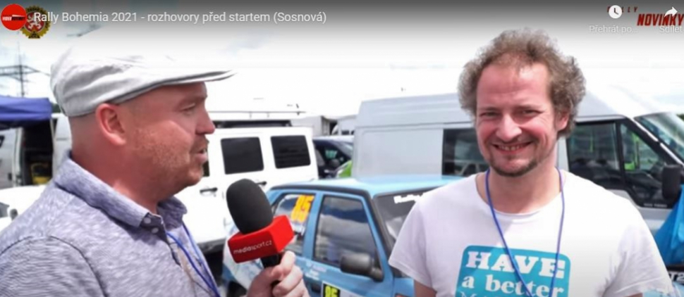 Market Vision Rally Team je připraven na nástup elektromobility v motorsportu!