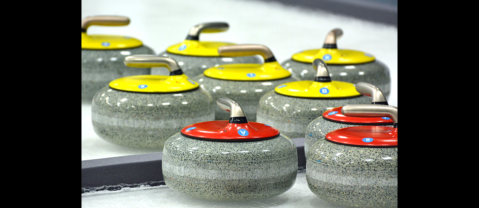 Curling: Turnaj mediálních osobností