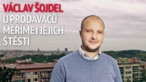 Václav Šojdel o Mystery Shoppingu v týdeníku Marketing&Media