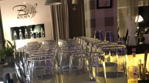 Degustace italských vín mezi oblaky