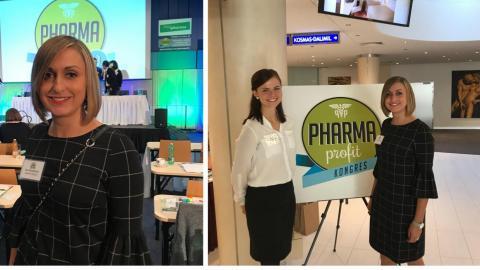 PHARMA PROFIT KONGRES 2018 za účasti Market Vision