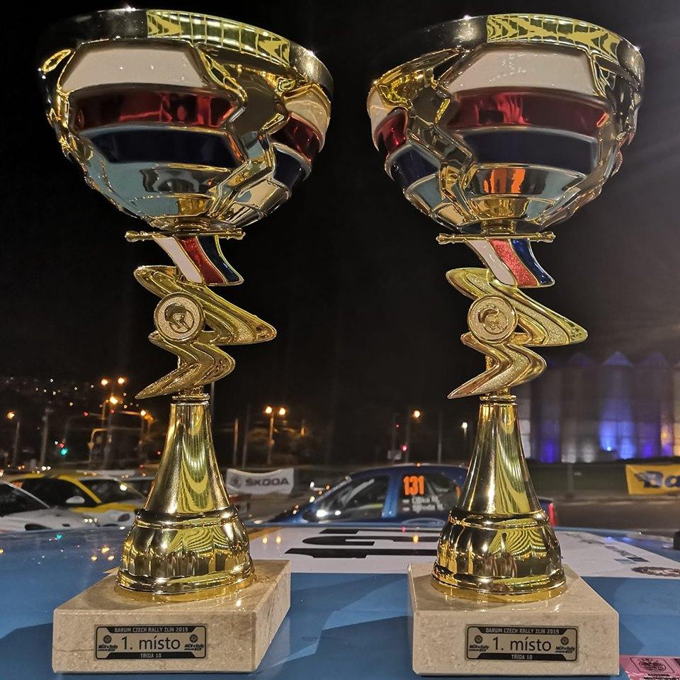 Market Vision Rally Team zvítězil na Barum Czech Rally Zlín 2019!