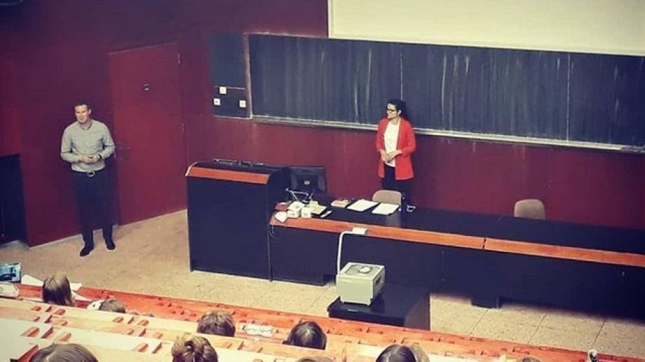 Započetí spolupráce s Vysokou školou ekonomickou v Praze