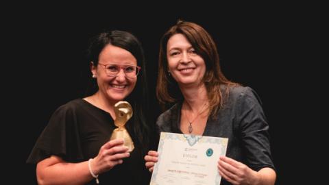 Ocenění CX Award od Clientology Institute pro náš nástroj feedTRACK