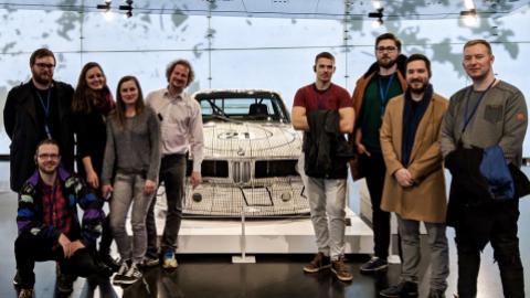 Exkurze do BMW Welt v Mnichově