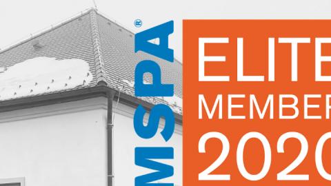 Market Vision získala i pro rok 2020 ocenění Elite member v asociaci MSPA Europe/Africa!